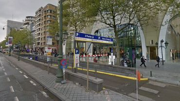 """La Région bruxelloise a déposé le permis d'urbanisme pour le réaménagement de l'avenue de la Toison d'Or et du Boulevard de Waterloo qui vise à faire de cette zone les """"Champs Elysées"""" bruxellois."""