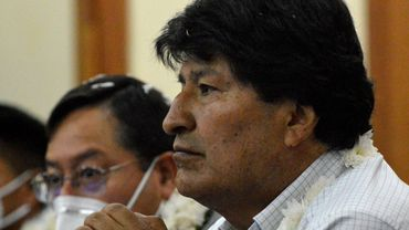 Coronavirus en Bolivie: l'ex-président Evo Morales positif au Covid-19