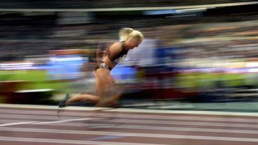 Hanne Claes obtient son billet pour Doha sur 400 m haies à Bruxelles