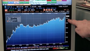 La dégradation de la note belge par Moody's engendre une hausse sensible des taux belges à 10 ans