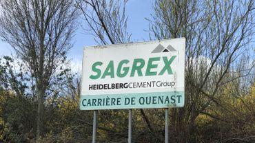 Les riverains ne s'opposent pas aux activités de Sagrex mais bien au projet de nouvelle route.