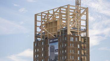 Avec une hauteur de 85,4 mètres, la Norvège est en train de construire le plus haut bâtiment en bois au monde.