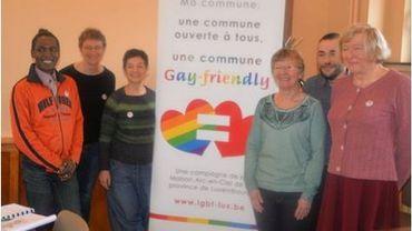 En janvier 2016, la Maison Arc-en-Ciel du Luxembourg a lancé la campagne «Ma commune, une commune ouverte à tous, une commune gay-friendly».