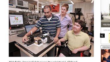 Diabète: un système laser indolore pour mesure le taux de glucose