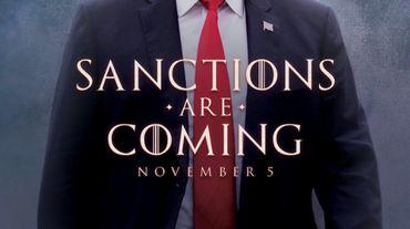 Donald Trump s'inspire de Game of Thrones pour annoncer le retour des sanctions contre l'Iran