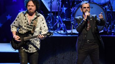 Steve Lukather invite Ringo Starr sur son nouveau titre