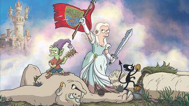"""""""Désenchantée"""" : l'anti-conte de fée médiéval par Matt Groening"""