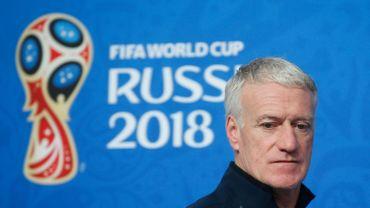 """Deschamps : """"La Belgique a un impressionnant potentiel physique"""""""