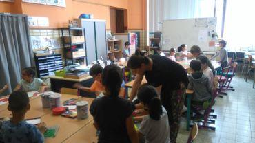 Une école sans bulletin de notes à Bruxelles
