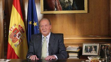 Le roi Juan Carlos a annoncé son abdication à la télévision