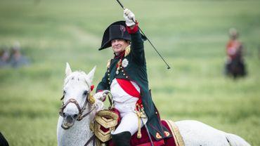 La reconstitution de la bataille de Waterloo, pour ses 200 ans, a attiré près de 200 000 personnes