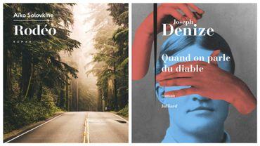 La sélection littéraire de Lucile Poulain