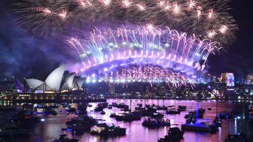 A Sydney, Auckland et dans les Samoa, on est déjà en 2019