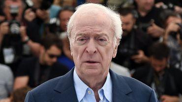 Michael Caine à Cannes