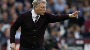 David Moyes quitte déjà West Ham