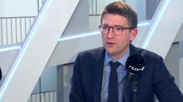 """Pierre-Yves Dermagne (PS): """"Notre régionalisme ne vise pas les Flamands"""""""
