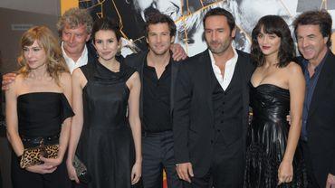 """Sorti le 20 octobre 2010, """"Les Petits mouchoirs"""" de Guillaume Canet avait attiré 166.477 spectateurs pour son premier jour au cinéma."""
