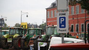 Veviba: 3 organisations agricoles wallonnes mèneront mercredi une action au Parlement wallon