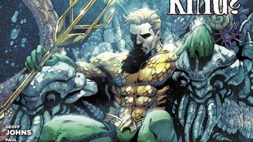 Le super-héros Aquaman est apparu pour la première fois en 1941
