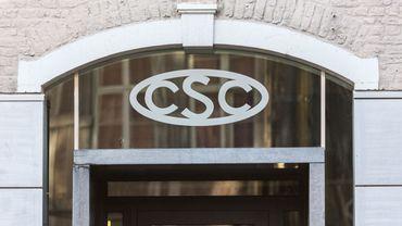 Des militants de la CSC dénoncent l'élargissement des flexi-jobs aux boulangeries