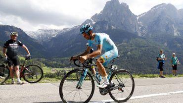 Scarponi enlève au sprint la 1ère étape du Tour des Alpes