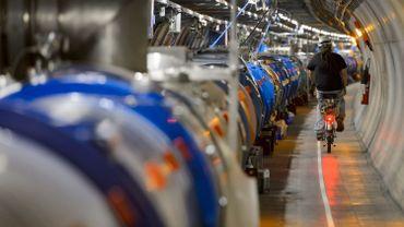 Le LHC de l'Organisation européenne pour la recherche nucléaire (CERN)