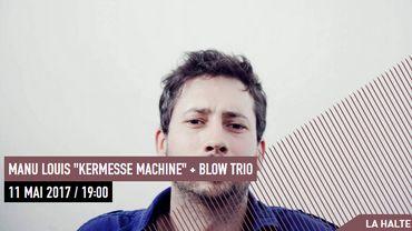 """Manu Louis à l'affiche de la 27ème édition du """"Mithra Jazz à Liège"""""""