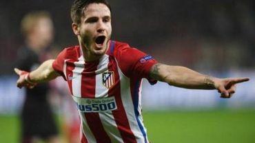 Saul Niguez joue au football malgré des problèmes au rein depuis deux ans