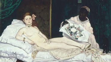 Olympia d'Edouard Manet