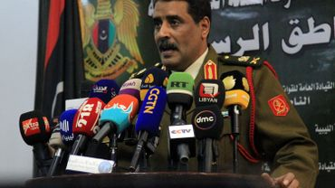Conflit en Libye: les forces pro-Haftar annoncent avoir pris le contrôle de Syrte