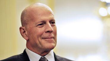 """Bruce Willis est attendu dans la pièce """"Misery"""", adaptée du célèbre roman de Stephen King"""
