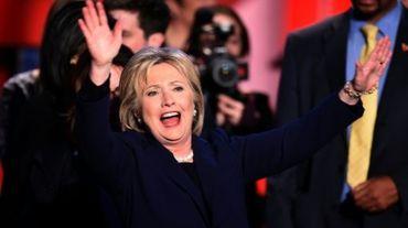 Hillary Clinton, candidate démocrate à la présidentielle américaine, le 4 février 2016 à Durham, dans le New Hampshire