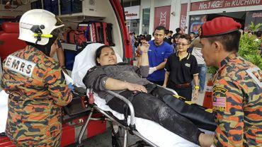 Au moins trois morts dans une explosion dans un centre commercial en Malaisie