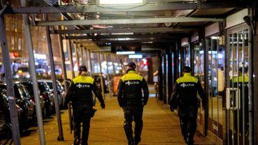 Coronavirus aux Pays-Bas: une nuit plus calme après plusieurs jours de violences