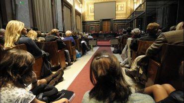 """""""Sécuriser une deuxième salle d'audience à Bruxelles et affecter plus de personnes aux greffes de la Cour d'assises à Bruxelles et à Nivelles"""". Ce sont les solutions préconisées par Patrick Mandou."""