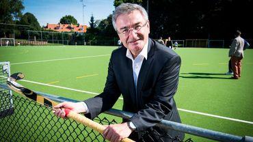 René Collin, le nouveau ministre des Sports, confirme le projet de centre sportif de haut-niveau
