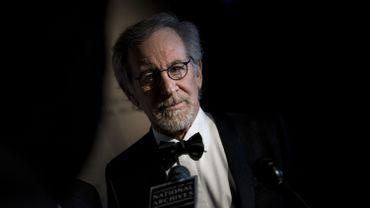 Le réalisateur américain Steven Spielberg