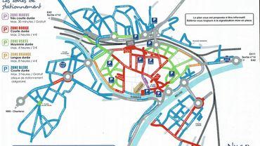 Stationnement NAMUR Mai 2020