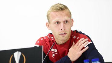 Ritchie De Laet, 32 ans, a prolongé son contrat avec l'Antwerp jusqu'en 2023.