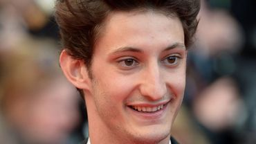 Pierre Niney, à Cannes en 2013