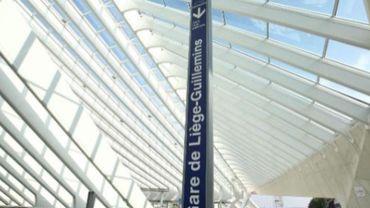 Liège: en 4 ans, la verrière centrale de la gare n'a jamais été nettoyée.