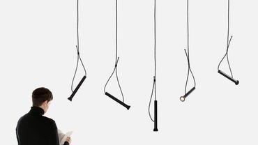 La suspension Lasso par Quentin De Coster