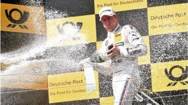 Maxime Martin troisième en DTM au Hungaroring