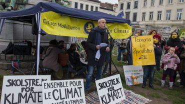 Une manifestation de 60 heures pour le climat dès lundi