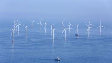 L'éolien en mer a augmenté de 25% en 2017 en Europe