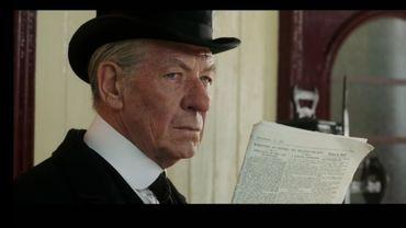 Ian McKellen est Mr Holmes