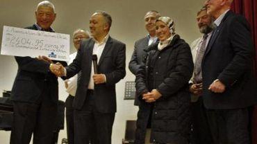 La communauté musulmane offre 2.405 euros pour sauver la synagogue d'Arlon
