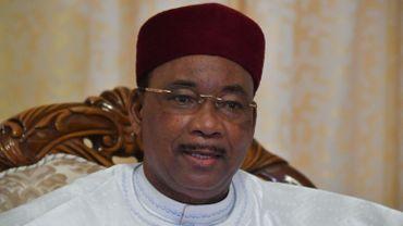 Prix Mo Ibrahim 2020 pour le président sortant du Niger Mahamadou Issoufou