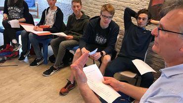 Dutch E-Motion: en 2020, ces 24 jeunes Montois seront tweetalig