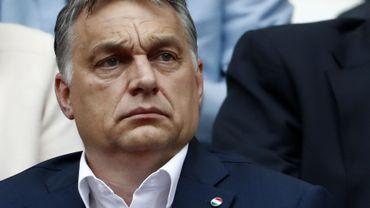 Le premier ministre hongrois Victor Orban.